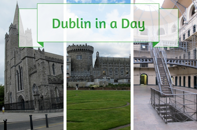 The Best Dublin Day Trip * Ginger on the Go