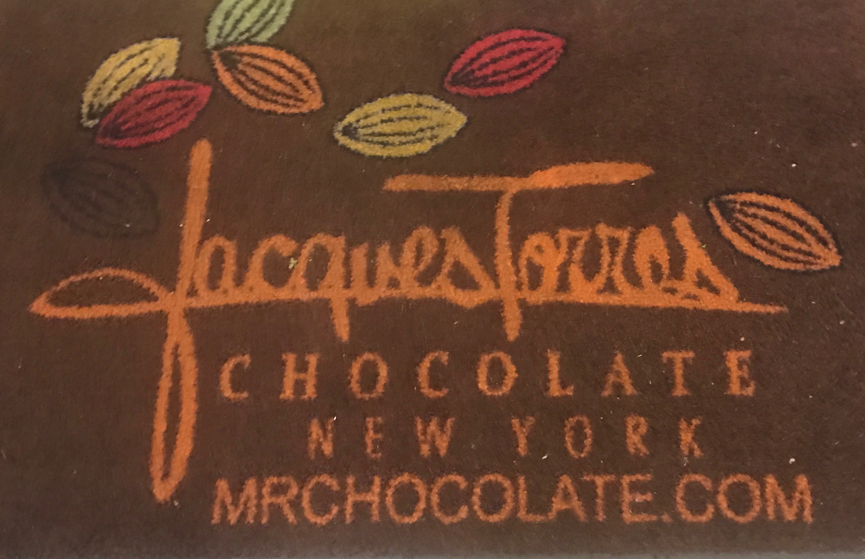 Choco Story New York (The Chocolate Museum New York) * Ginger on the Go