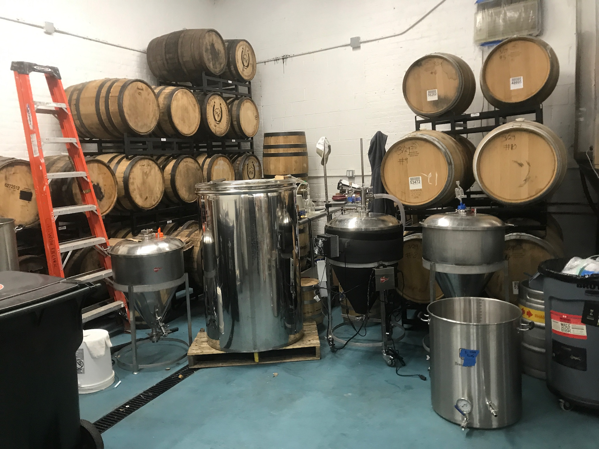 Wineries, Breweries, and Distilleries: New York City Has It All * Ginger on the Go